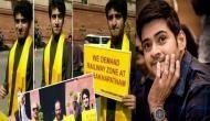 Mahesh Babu's nephew steals the show in Parliament