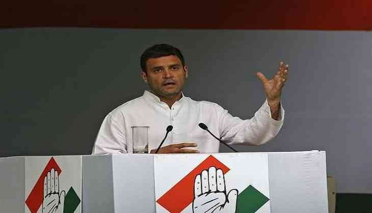 Congress president Rahul Gandhi to kick-start third leg of campaign from today