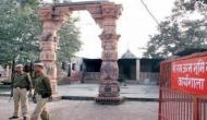 'अयोध्या में भगवान राम का मंदिर गिराकर उसकी जगह बना दी गई मस्जिद'