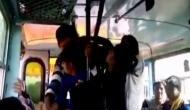 DTC की बस में लड़की को आंख मार रहे शख्स को दिल्ली पुलिस ने किया गिरफ्तार