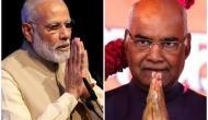 राष्ट्रपति कोविंद और पीएम मोदी ने नवरात्रि और भारतीय नववर्ष के मौके पर देशवासियों को दीं शुभकामनाएं