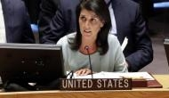 Nikki Haley steps down as US ambassador to United Nation; to leave the post by year end