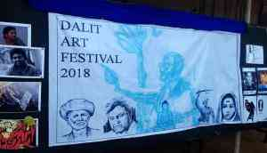 A space where there was none: Delhi Bahujan collective hosts art festival