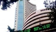 Equities trade flat-to-negative on negative global cues
