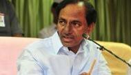 Telangana CM K Chandrasekhar Rao calls Congress 'Villian No.1'