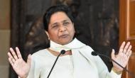 Mayawati questions PM Modi's silence on black money