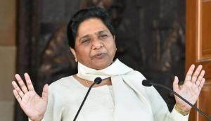 Mayawati demands ballot papers for LS polls