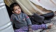 Children's graveyard: 7 years on, 14,000 kids killed in Syria war
