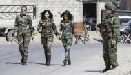 सीरिया: अमेरिका समर्थित बलों का IS के आखिरी गढ़ पर हमला