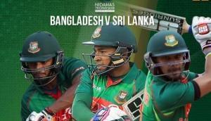 निदाहास ट्रॉफी: श्रीलंका-बांग्लादेश के बीच होगी भिड़ंत, जीतने वाली टीम को मिलेगा फाइनल का टिकट