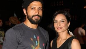 Farhan Akhtar's ex-wife Adhuna shares photo with her boyfriend; here is how the star reacted