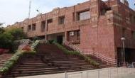 FIR against JNU prof for molestation