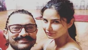 Katrina Kaif posted dance video with Aamir Khan from Thugs of Hindostan; video goes viral