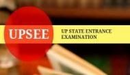 UPSEE 2018: प्रोफेशनल कोर्से में दाखिला लेने वालों के लिए खुशखबरी, एंट्रेस एग्जाम की डेट आगे बढ़ी