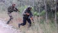 कुलगाम में सेना और आतंकवादियों के बीच मुठभेड़, सेना ने पांच आतंकवादियों को किया ढ़ेर