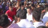SSC Scam: राहुल गांधी ने प्रदर्शनकारी छात्रों से की मुलाकात, SC की निगरानी में CBI जांच की कर रहे हैं मांग