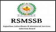 RSMSSB Recruitment 2018: Check out the details about the Physical Training Instructor Grade-III exam
