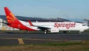 SpiceJet aircraft hits runway lights at Bengaluru International Airport