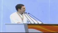 कांग्रेस महाधिवेशन: राहुल ने अध्यक्ष बनने के बाद दिया पहला भाषण, 10 बड़ी बातें