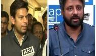 Chief Secy. Assault: Delhi Police summons Amanatullah Khan, Prakash Jarwal