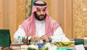 Crown Prince Mohammed bin Salman prepares to leave for Silicon Valley