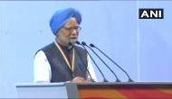 कांग्रेस महाधिवेशन: मनमोहन बोले, PM मोदी ने दो करोड़ नौकरियों का वादा किया था, दो लाख भी नहीं दे पाए