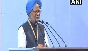 BJP messed up the economy: Manmohan Singh