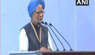 Democracy is under threat: Manmohan Singh