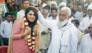 राजस्थान: 24 साल की शहनाज़ खान बनीं देश की सबसे युवा MBBS सरपंच