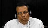 श्रीलंका से आपातकाल हटा, राष्ट्रपति मैत्रीपाल ने की घोषणा