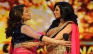 जाह्नवी ने श्रीदेवी की फिल्म में काम करने के लिए माधुरी को कहा- THANK YOU