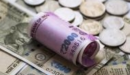Rupee appears 50 paise stronger against dollar due to slip in crude prices