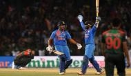 Nidahas Trophy: The Dinesh Karthik show helped India to win the trophy in last ball thriller