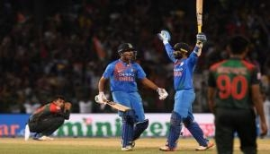 Nidahas Trophy Final: Dinesh Karthik reveals why his anger with Rohit Sharma turned into his batting