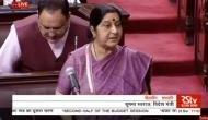 इराक़ के मोसुल में अगवा किये गए सभी 39 भारतीय मारे गए हैं: सुषमा स्वराज