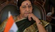सुषमा स्वराज का विमान रडार से गायब होने से मचा हड़कंप