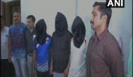 Surat: 3 held for attempting to derail train