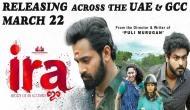 UAE Box Office: Unni Mukundan, Pulimurugan makers' runaway hit IRA to release tomorrow