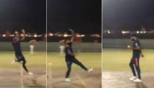 'हसीन' विवादों को पीछे छोड़ शमी ने मैदान पर बहाया जमकर पसीना, वीडियो वायरल