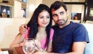 Delhi Daredevils' Mohammed Shami wishes his 'Bebo' wife Hasin Jahan 'happy marriage anniversary'; fans ask even after so much?