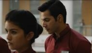 Theher Ja Song from October out: Varun Dhawan shows frustatraion for work in this song