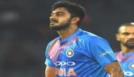बांग्लादेश से मैच जीतने के बाद विजय शंकर ने खुद को कर लिया था कमरे में बंद...