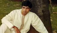 अमिताभ बच्चन ने शेयर की अपनी एक खास तस्वीर जिसे भेजा था फिल्मों में