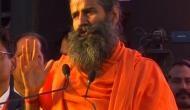 गौरक्षकों के समर्थन में बोले बाबा रामदेव- गोरक्षा में प्रशासन फेल इसलिए सड़कों पर उतरना पड़ा