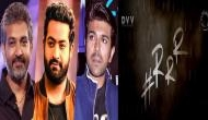 #RRR: SS Rajamouli, Jr.NTR, Ram Charan film announced in style, here is the official video