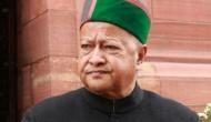 Former Himachal Pradesh Chief Minister Virbhadra Singh Suffering From Swine Flu