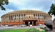 Congress MPs sell potatoes outside Parliament to raise farmers' plight