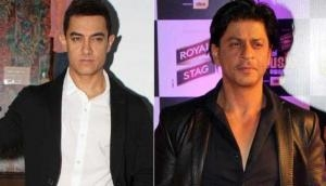 Zero star Shah Rukh Khan seeks Aamir Khan's help for Rakesh Sharma biopic