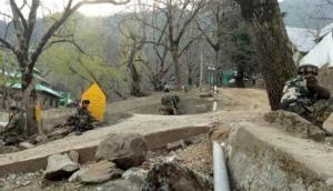 कुपवाड़ा में सेना और आतंकी के बीच मुठभेड़ ख़त्म, 5 आतंकी ढेर