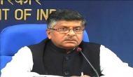 रविशंकर प्रसाद ने राहुल पर लगाया आरोप, कहा कांग्रेस के कैंपेन में कैम्ब्रिज एनालिटिका शामिल